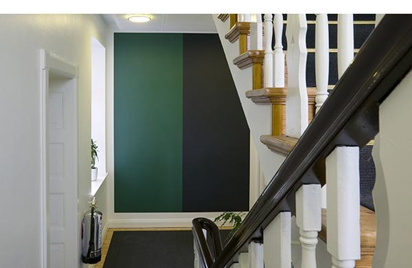 Super maling af træværk indendørs :: tilbud på malerarbejde Haderslev AC23
